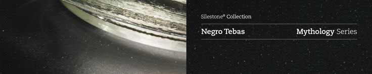 Silestone Negro Tebas Suede