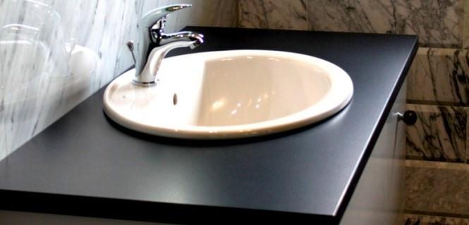 Carrara – marmur w łazience cz.II