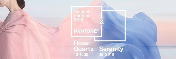 Pantone – color of the year 2016