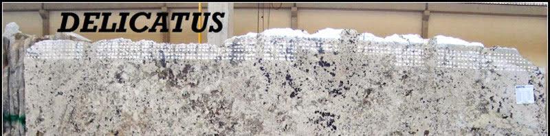Jaki wybrać granit do białych mebli? Delicatus granit…